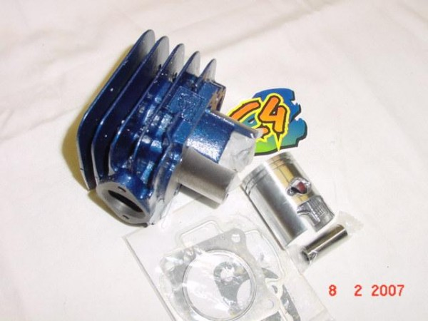 Tuning Zylinder Peugeot 50ccm luftgekühlt D=40mm