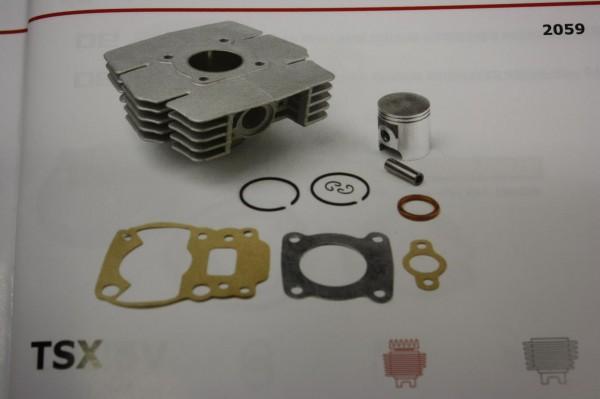 Zylinder Zylinderkit Suzuki TS50X XK 50-70ccm D=47mm