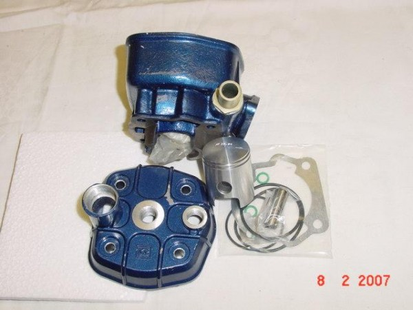 Tuning Zylinderkit Piaggio 50 ccm wassergek, D=40 mm MC3-