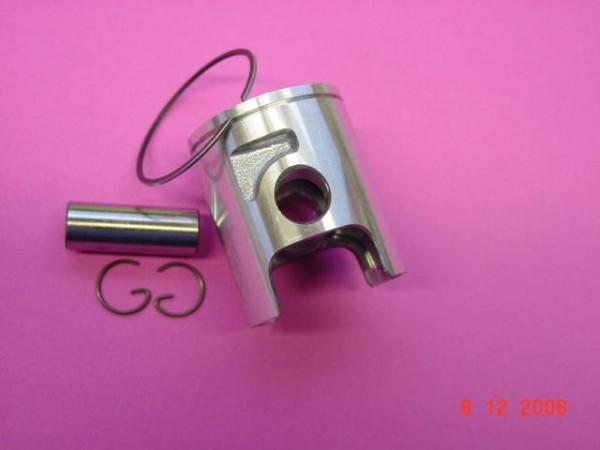 Kolben komplett Derbi Senda 50 D=39,88mm 1Ring f.Nicasil Zyld