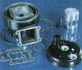 Zylinderkit Polini DL3 Minarelli 47 mm 75ccm
