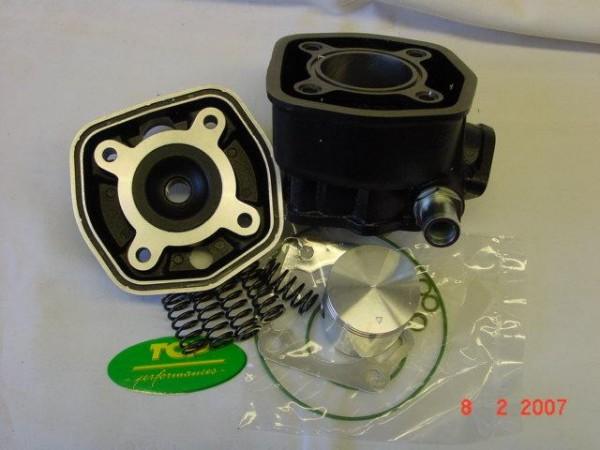 Tuning Zylinder von TOP für Derbi Senda mit 70ccm D= 47mm