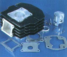 Zylinderkit kompl. Honda MT, MB,50 wie Orginal D=39 mm