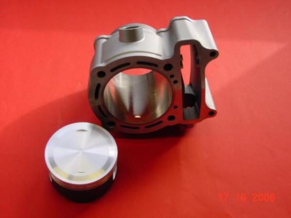 Tuning Zylinderkit Kymco KXR- MXU250ccm auf 290ccm D=78mm