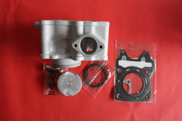 Zylinderkit Honda PCX125 ab 20 12 D=52,4 mm ALU Zylinder