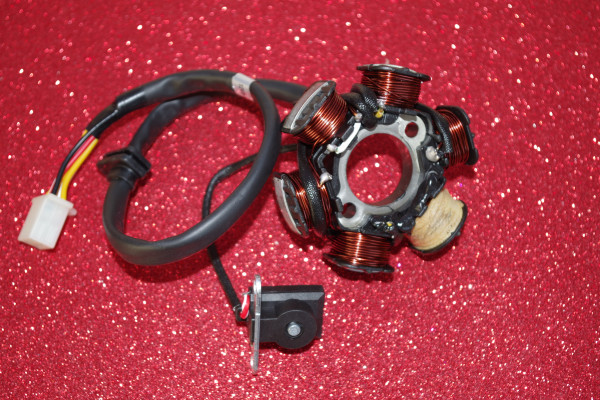 Zündung Zündanlage Stator SKY DAX125 PBR125 Monkey125