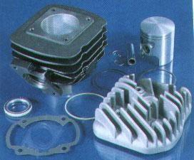 Zylinderkit Sfera Zip TPH50 wie orig. 40mm von POLINI