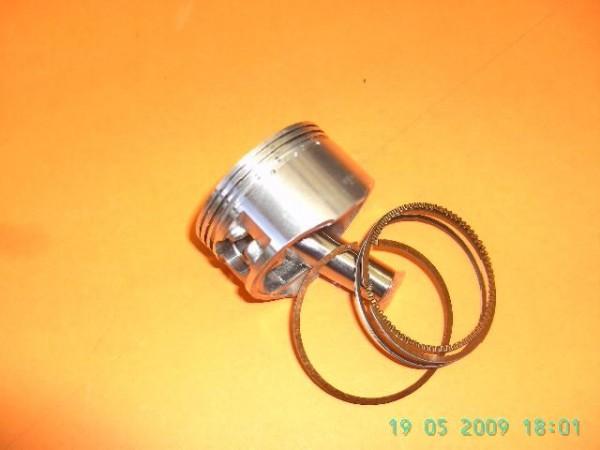 Kolben Komplett Aprilia Leo 12 5,Yamaha Majesty125, D= 57 mm