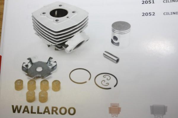 Zylinderkit Honda Wallaroo 50 50ccm D=40 mm