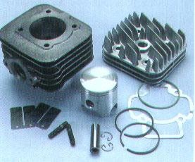 Tuning Zylinderkit 70 ccm Sfera,Zip,Free 50