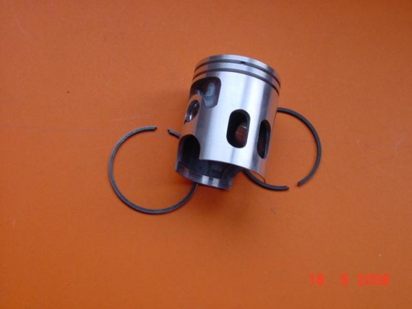 Kolben Polini STD D=45,00mm für Yamaha DT/RD50,DT50R