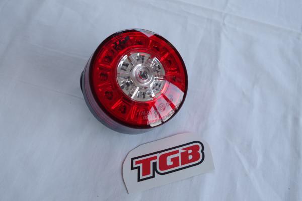 Rücklicht LED TGB rund Blade 500 550 600