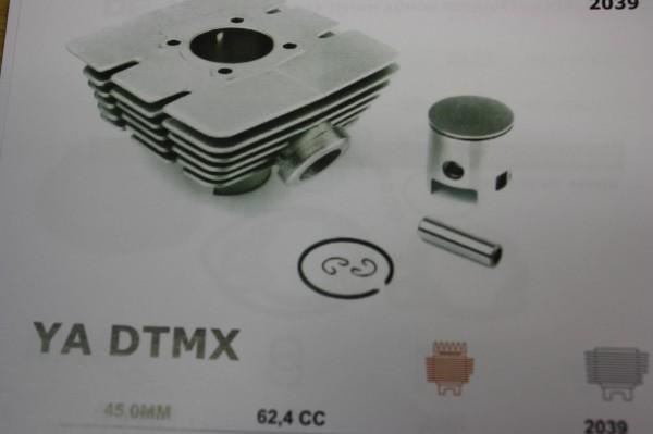 Zylinder Zylinderkit Yamaha DT50 DT50MX RD50 DT50R 63ccm
